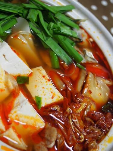 Kimchi Hot Pot For Kimchi Lovers