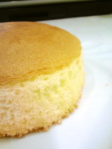 Quick to Make 12cm Diameter Sponge Cake