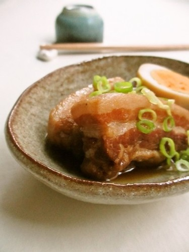 Surprisingly Easy Simmered Pork Belly