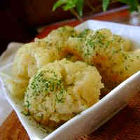 Sautéed and Simmered Cauliflower