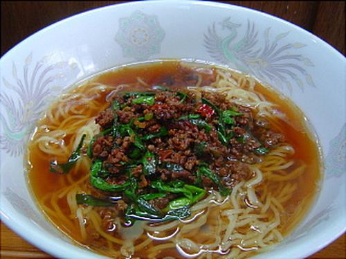 Nagoya-Style Super-Spicy Taiwan Ramen