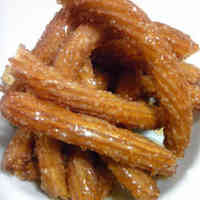Easy Churros