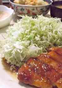 Ginger Pork Loin (Shoga-yaki)