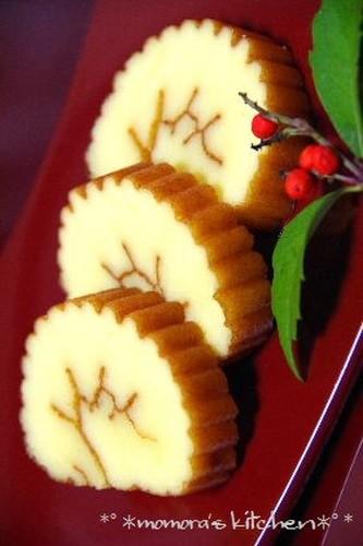 For Osechi Cake-Like Fluffy Date-maki (Rolled Fishcake Omelette)