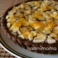 Chocolate Amandine (Tart)