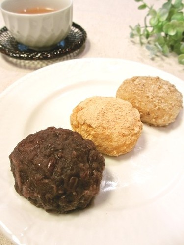Easy to Make Ohagi (Rice Cakes)