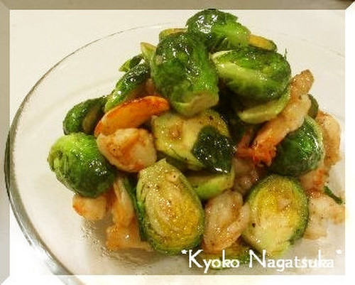 sprouts stir fried brussels sprouts with garlic and chile recipes ...