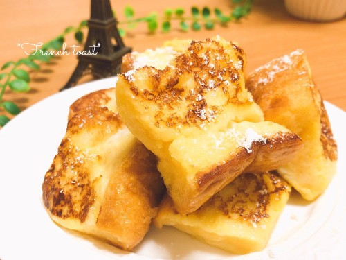 Easy, Sweet, and Delicious French Toast