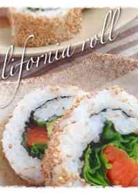 Simple California Rolls