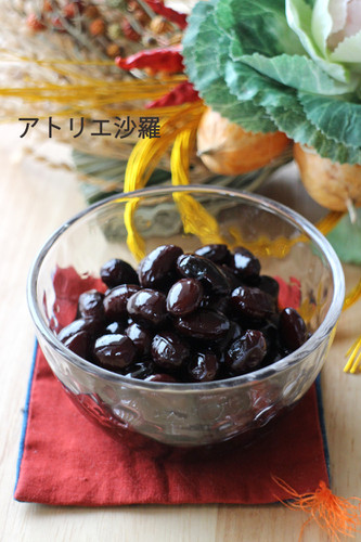 Stove Top Recipe - Only 1 Hour of Simmering! Tanba Kuromame