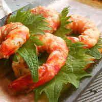 Miso Marinated Shrimp • For News Years and Other Occasions