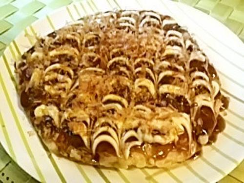 Simple and Delicious! Fluffy Osaka-style Okonomiyaki