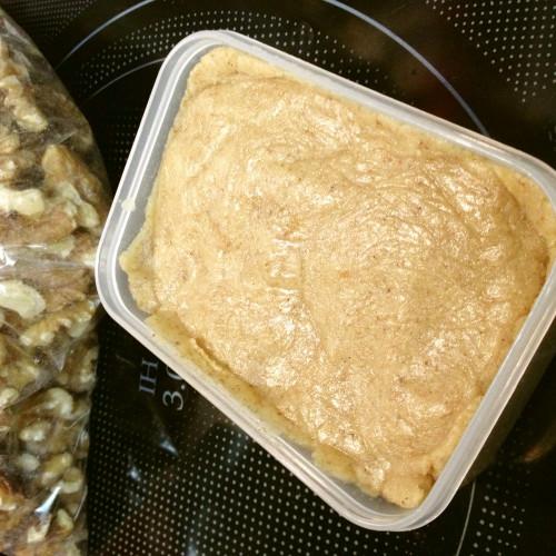 Walnut Paste for Mochi