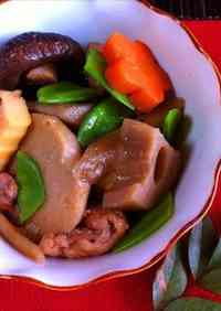 No Mess-Ups! Chikuzen-Ni/Onishime (Japanese Stew) - Perfect For New Years and Picnics