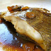 Sweet 'n Spicy Sauce--Simply Simmered Sea Bream