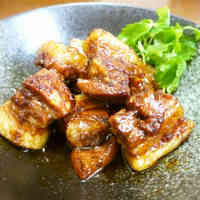 Simple, Umami-Filled Simmered Pork