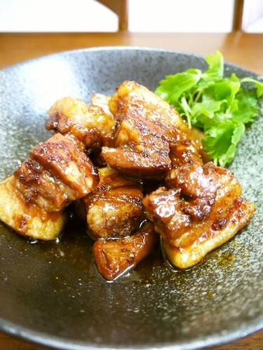 Simple, Umami-Filled Simmered Pork
