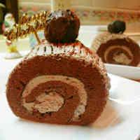 Subtly Sweet Orange Flavored Chocolate Truffles