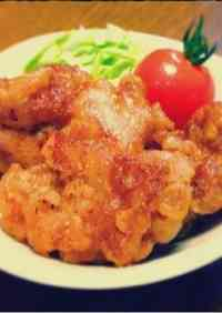 Crispy and Juicy Easy Chicken Karaage with Mayonnaise