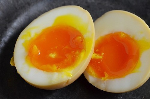 Easy Soft Boiled Eggs
