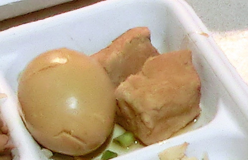 Pork-kakuni with Eggs