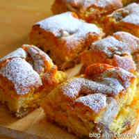 Butter-Free Honey and Nut Cake
