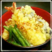 Sweet and Thick Tempura Rice Bowl Sauce (for Bento too)