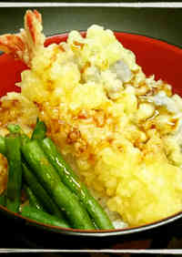 Sweet and Thick Tempura Rice Bowl Sauce (for Bento too)