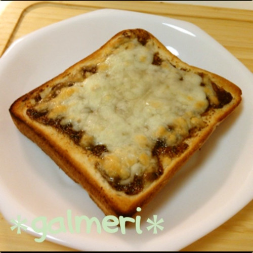 An Easy Breakfast Iwanori Mayonnaise Toast