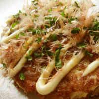 Low-carb Okonomiyaki-Style Koya Tofu