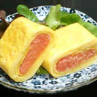 Tarako Tamagoyaki for your Bento or Appetizer