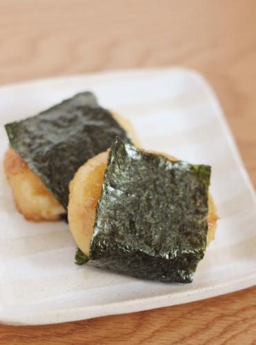 Healthy Okara 'Mochi'