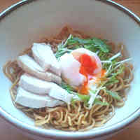 My Favorite Oil Ramen Noodles (Abura-Soba)