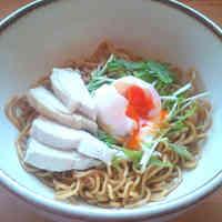 My Favorite Oil Ramen Noodles (Abura-Soba)