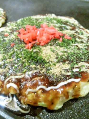 Our Family's Recipe For Fluffy Light Okonomiyaki with Tofu