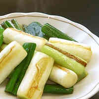 Simple Chinese-style Leek Stir-Fry
