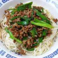 Taiwanese Style Somen Noodles