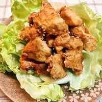 Izakaya-style Deep-fried Tuna