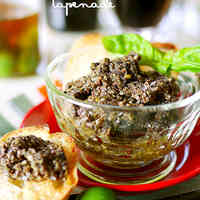 A Wine Snack Tapenade