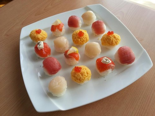 Temari Sushi A Gift For Special Occasions