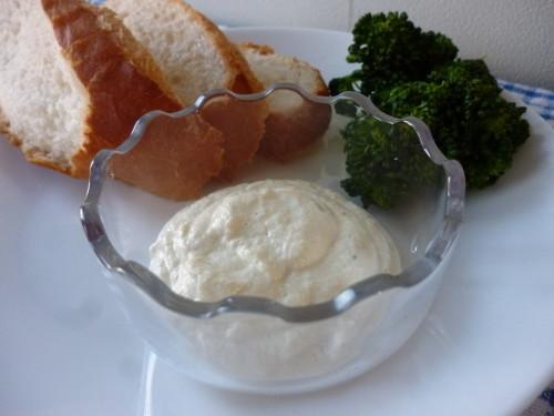 Easy! Vegan Almond Cream Cheese