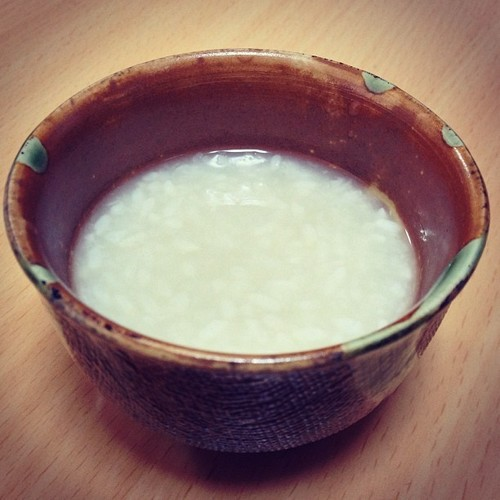 Authentic Amazake (Sweet Rice Sake) with Rice Malt