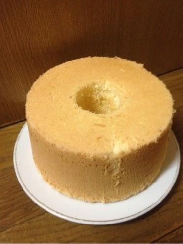 Classic Oil-free Chiffon Cake