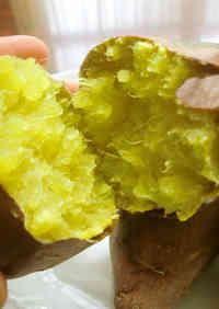 Time-Saving! Sticky & Sweet Baked Sweet Potatoes ♡