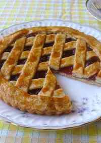 Crostata (Italian Preserve Tart)
