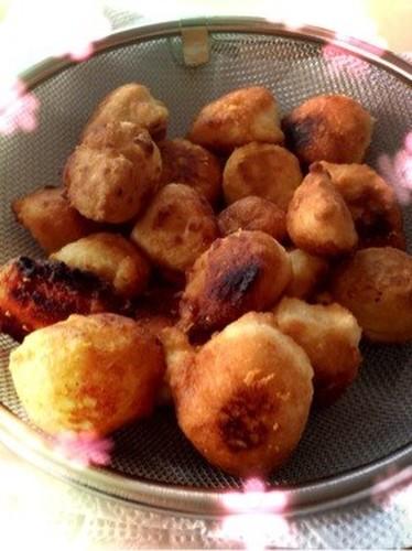 Easy Silken Tofu Doughnuts