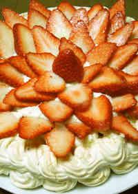 Pavlova (Baked Meringue Cake)