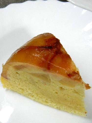 Rice Cooker Apple Cake (with Pancake Mix)