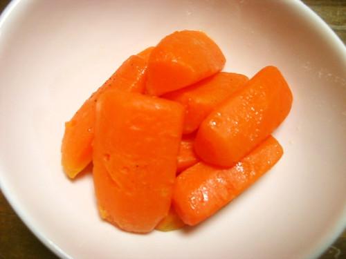 Glazed Carrots for Sides