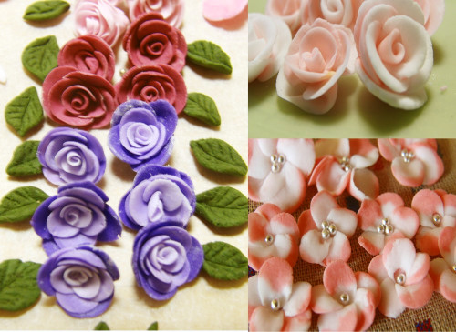 Sugar-crafted Flowers
